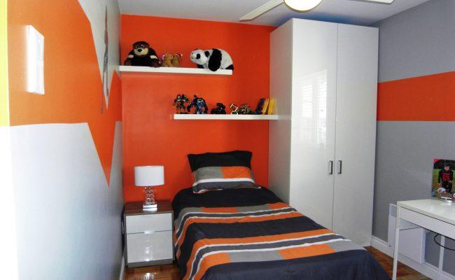 chambre jeune gar on d cor vous. Black Bedroom Furniture Sets. Home Design Ideas